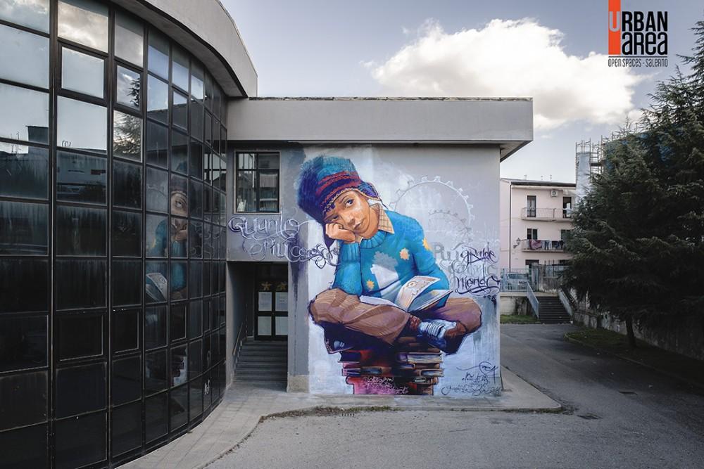 Urban area1 - foto di Benedetto Battipede