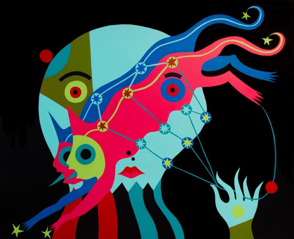 Gio Pistone-Sala dell'Astrologia
