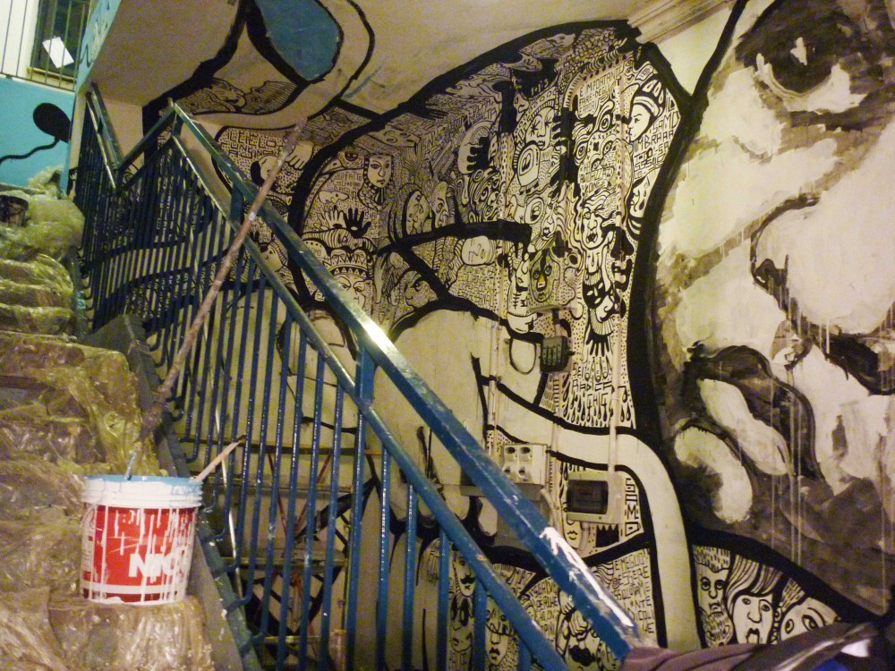 Collettivo FX + Astro Naut + Urban Lives @ SAMO Torino 8