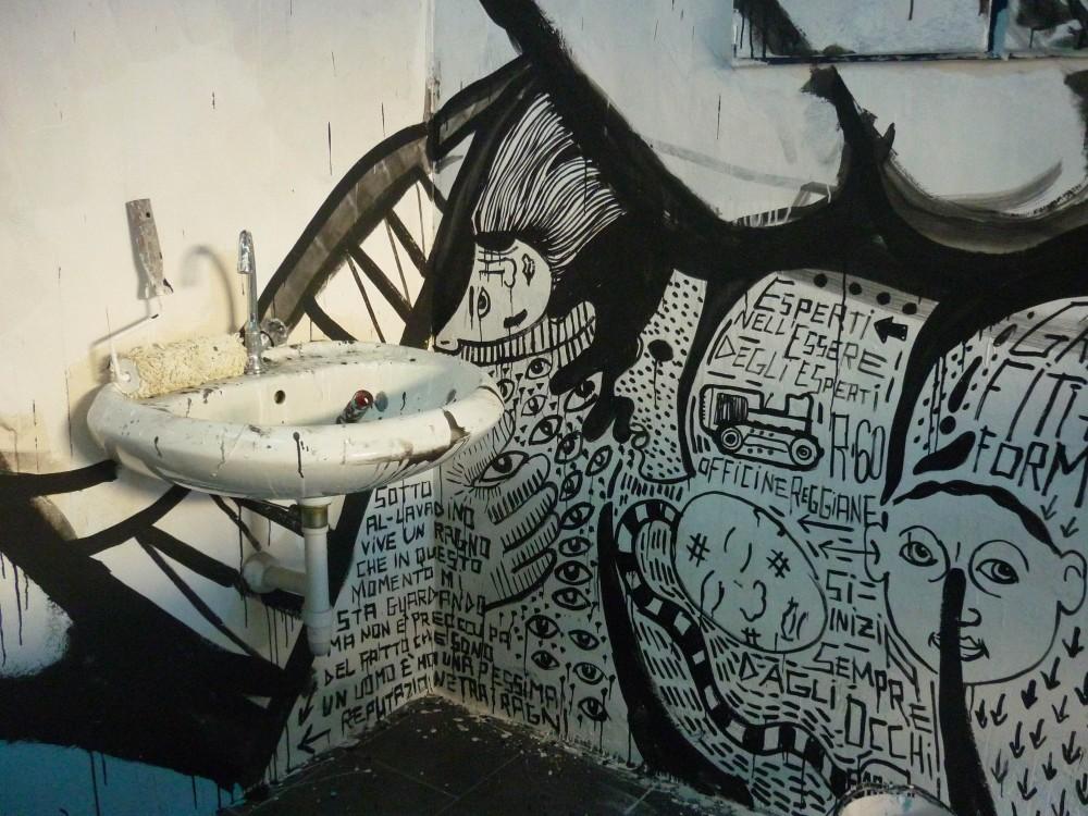 Collettivo FX + Astro Naut + Urban Lives @ SAMO Torino 5