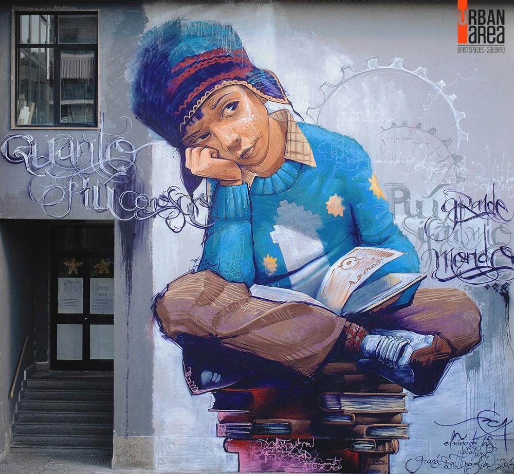 Serie 1 complete wall - particolare - foto di Benedetto Battipede 03 fb