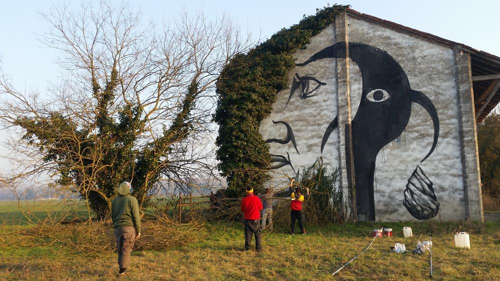 jam street art natura 10