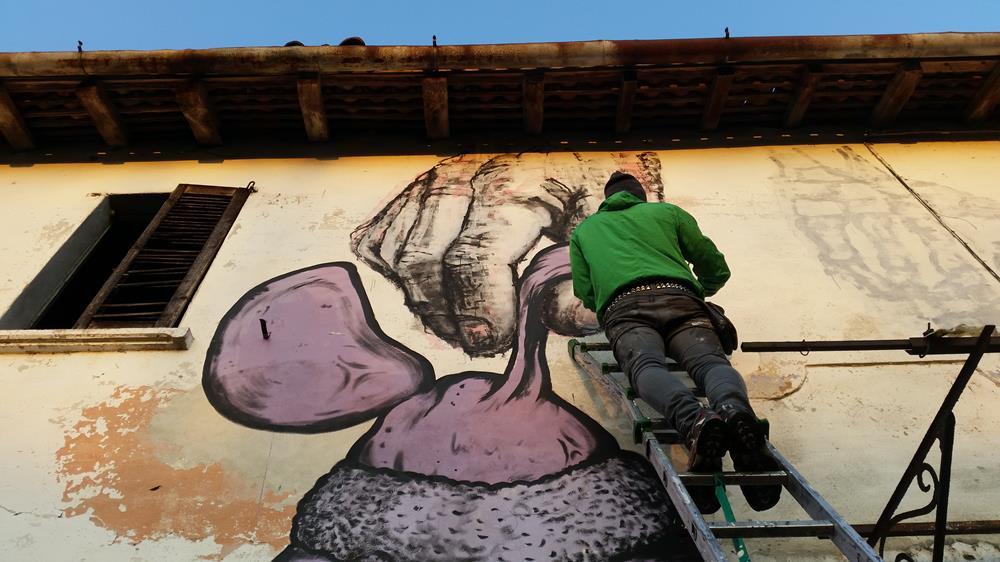jam street art natura 11