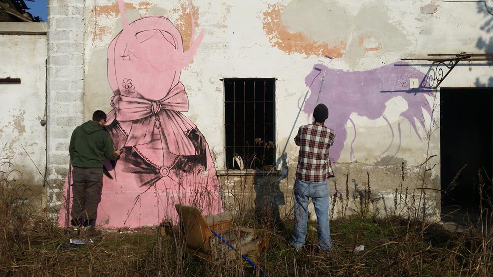 jam street art natura 4