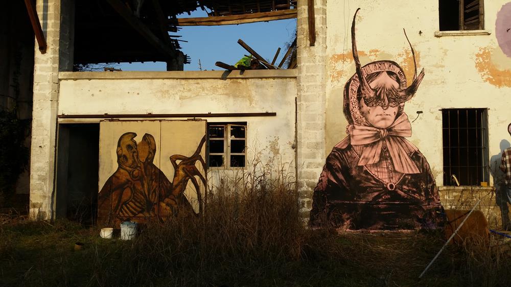 jam street art natura 9