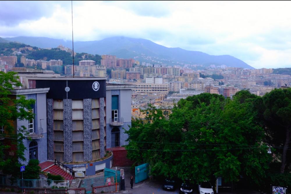 Opiemme, LSOA Buridda, Genova 2016 2