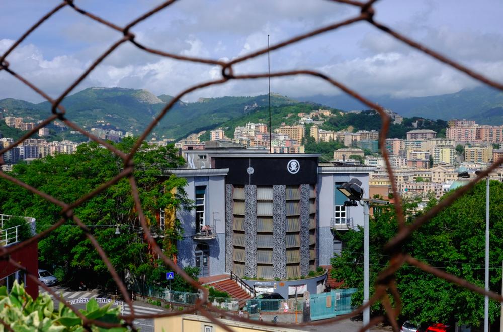 Opiemme, LSOA Buridda, Genova 2016 5