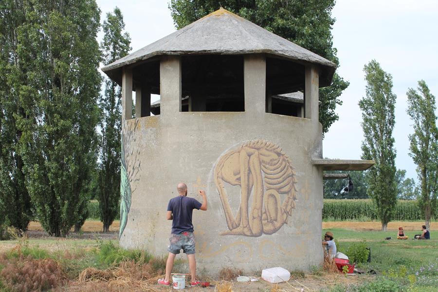 Figura 4.72 - Zamoc per Rurales Modena - Foto di Alessandro Gallerani