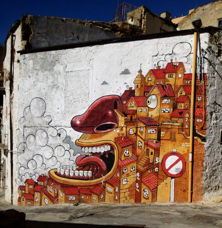 Mr Thoms, Agrigento
