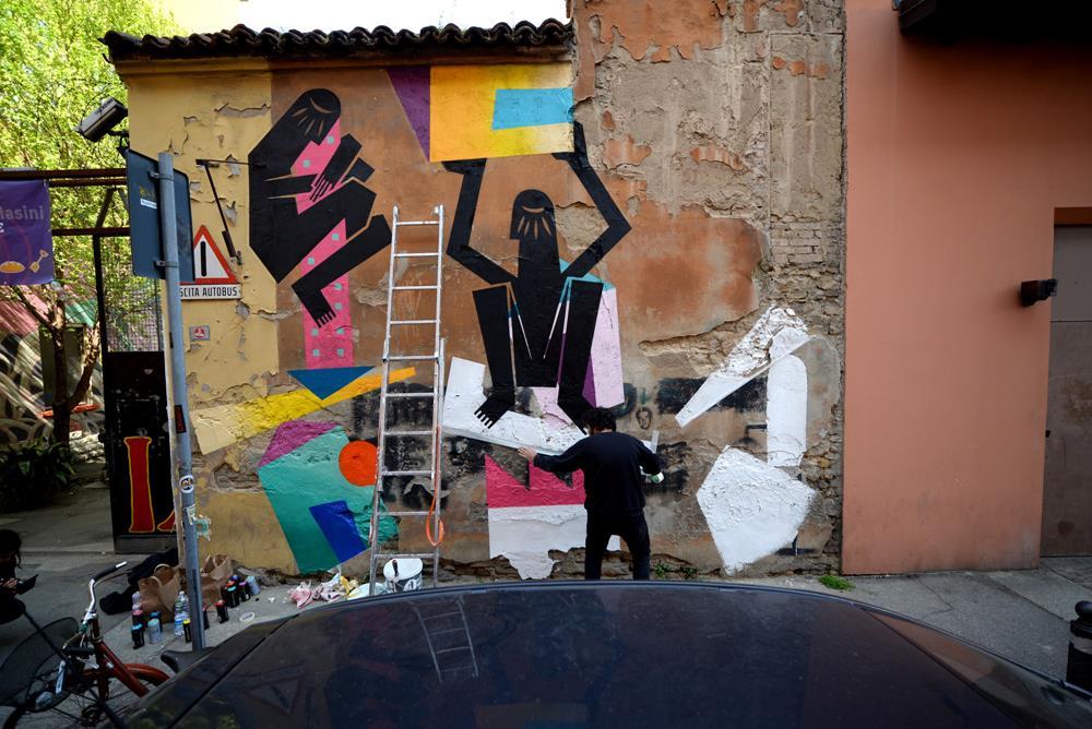 Làbas  - WIP Digo Diego - Foto di Dante Cavicchioli