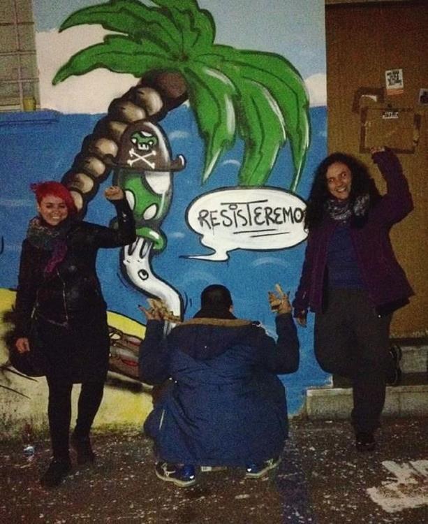 Io (Urban Lives) + Kingsize / 1UP + Letizia (Làbas)