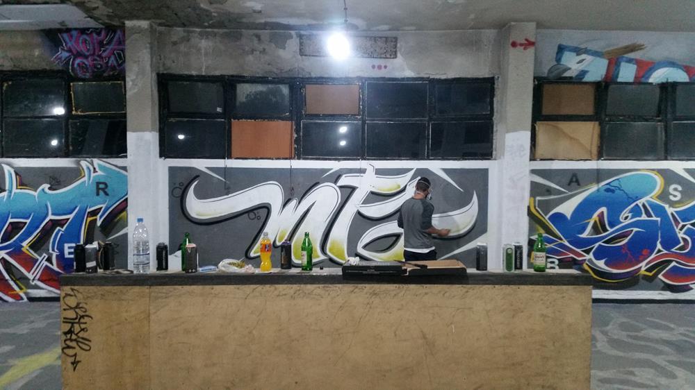 MTS crew per SAT Gallery Festival
