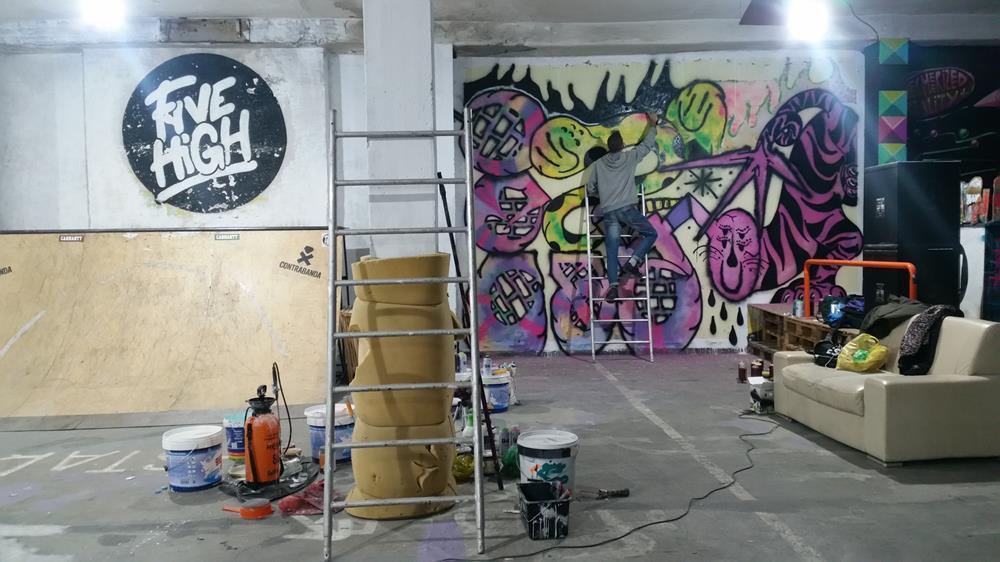 Decay (ATH) per SAT Gallery Festival