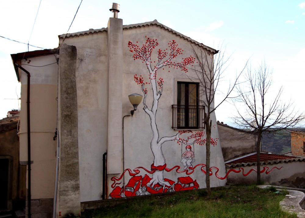 andretta Hopnn murale