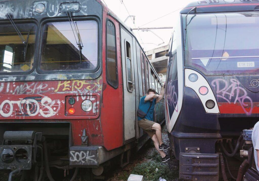 Intervista a Napoli System: benching e graffiti, da Napoli alla scena internazionale